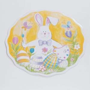 Valentines Day Easter Spring Vinyl Placemats U Pick NWT