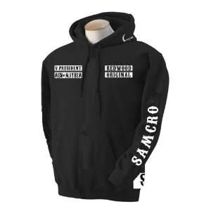 *Fully Loaded 4* Samcro Sons of Anarchy Pullover Hoodie