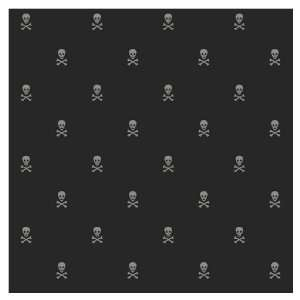 Sanitas Skull and Cross Bones Wallpaper FB075602